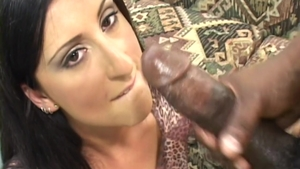 Super hot Luscious Lopez craving nailing
