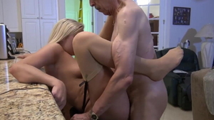 Sloppy fucking starring sexy blonde haired