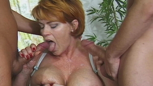 Mature Annabel Massina needs nailed rough in HD