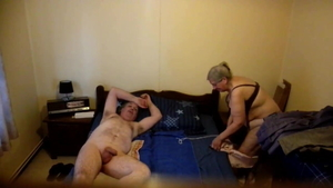 Granny gets a good fucking in HD