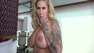 Big boobs Ryan Conner fucked in the ass anal interracial