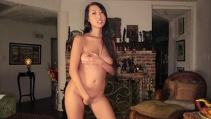 Pussy fucking along with big boobs asian girl Sharon Lee