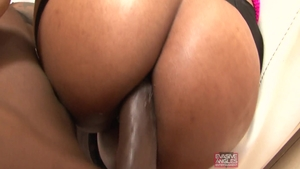 Mya Lushes as well as Mya Mounds fucked in the ass