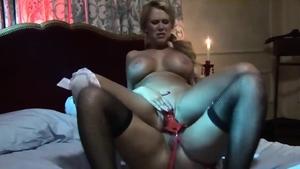 Eva Angelina in company with Carly Parker strapon