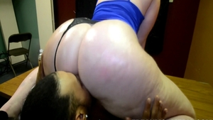 Posing sex tape along with busty oiled Virgo Peridot