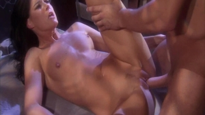Skinny India Summer pussy eating