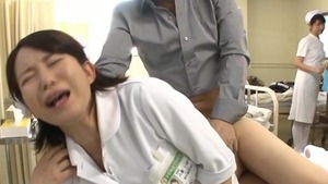Hardcore sex alongside tight japanese married babe