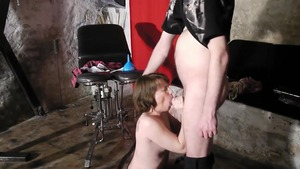 Torture together with MILF