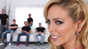 Mature Cherie Deville anal fucked