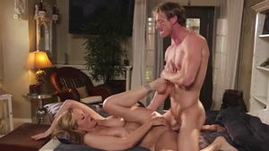 Sucking cock sex video together with lewd raw Julia Ann
