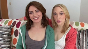 Good fuck together with star Lily Labeau with Sarah Shevon