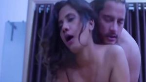 Nailing starring big butt Indian MILF