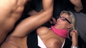 Real fucking starring naughty deutsch blonde haired