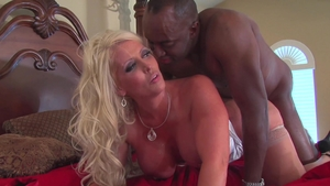 Busty Alura Jenson interracial sex