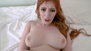 Amazing Lauren Phillips cumshot