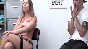Super hot Britney Amber ass pounded sex tape