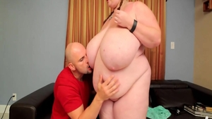 Hard real sex with large boobs BBW Lexxxi Luxe