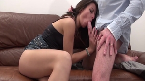 Classy french amateur has a taste for hard ramming