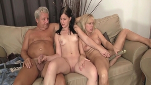 Huge tits supermodel experience threesome