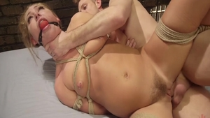 Teen chick Carter Cruise ass pounded