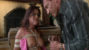 BDSM in company with dirty babe Selma Sins
