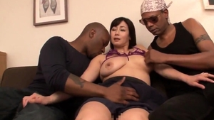 Asian amateur interracial sex