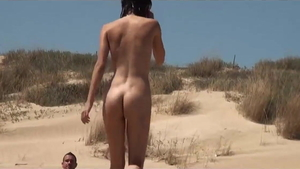European group sex outdoors in HD