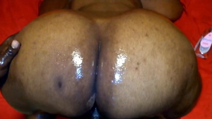 Big booty mature butt pounded