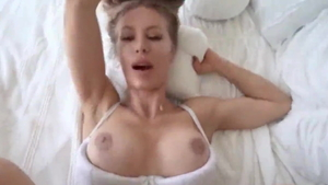 Large boobs Nicole Aniston cum in mouth cheating