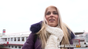 Blonde haired Sweet Cat feels the need for real fucking in HD