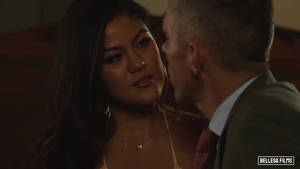 Good fucking together with asian brunette Kendra Spade
