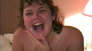 Raw sex in the company of amateur