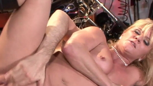 Young granny Ginger Lynn fetish cum in mouth butt fuck in HD
