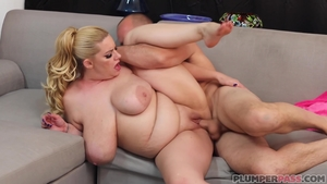 Hottest blonde haired seduced cumshot outdoors in HD
