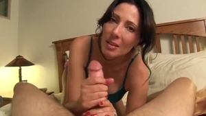 Hard ramming in company with sexy mature