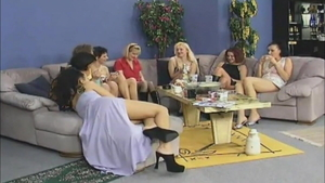 Orgy at the party super hot european