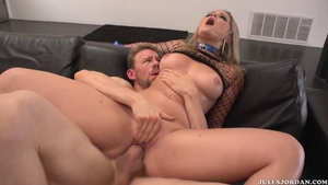 Alexis Texas goes in for hard slamming