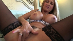 Hard sex along with stepmom