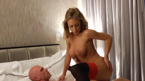 Nailed rough with Nicole Aniston