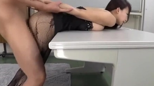 Double penetration young japanese HD