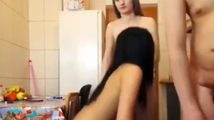 Large boobs babe reality butt fucking on live cam