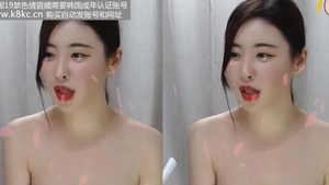Loud sex together with young asian female