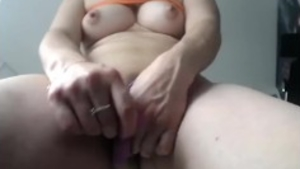 Shaved stepmom enjoys reality good fuck live on webcam in HD