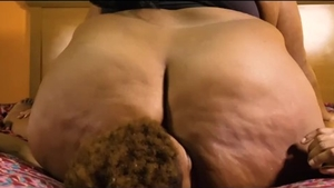 BBW gets a buzz out of rough sex HD
