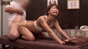 Hard fucking in company with asian brunette