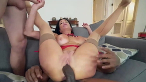 Veronica Avluv brutal squirts sex video