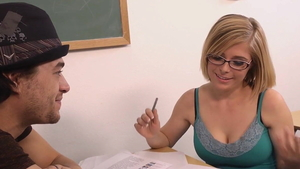Skinny blonde Penny Pax wishes pussy sex HD