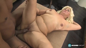 Blowjobs escorted by chubby mature