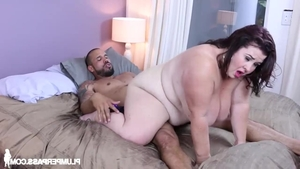 Lady Lynn is young brunette
