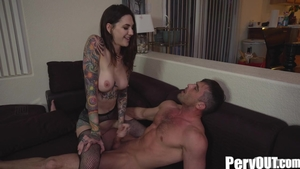Young Rocky Emerson has a passion for masturbation